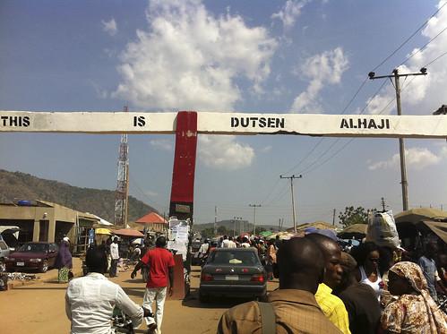Dutsen Alhaji - Abuja FCT by Jujufilms