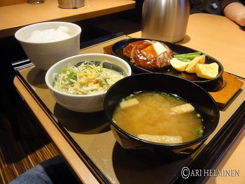 Yayoiken やよい軒 Lunch