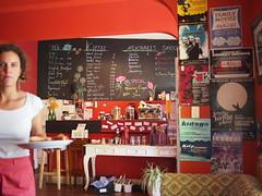 Fidel's Cafe, Essex Street, Fremantle