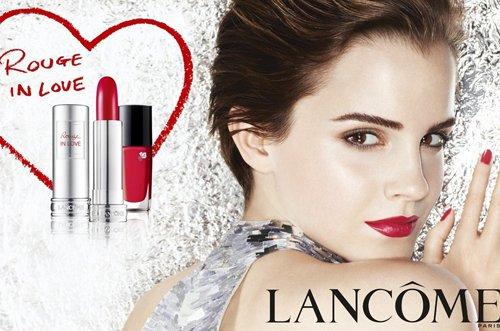 Emma Watson for Rouge In Love (1)