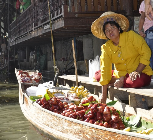 Floating market - Bangkok (54 of 66)