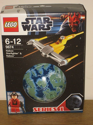 Naboo Starfighter Review By Mutley777