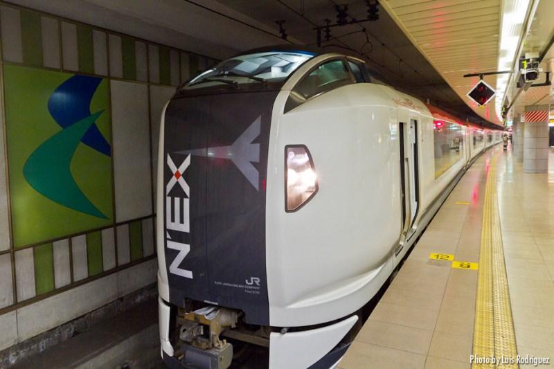 Narita Express, incluido en el JR Pass