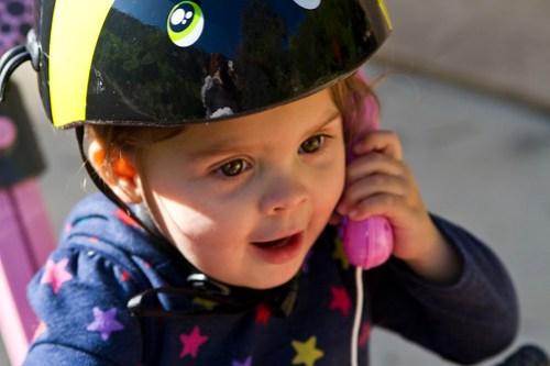bike phone