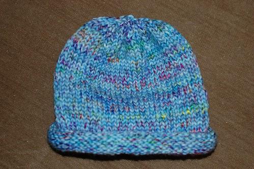 Roll Brim Bubble Hat - Sarah 2/12