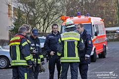 Küchenbrand Seniorenwohnanlage Dotzheim 28.11.11