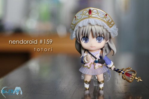Nendoroid Totori