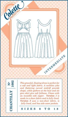 chantilly dress