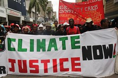 Global Day of Climate Action - March through Durban