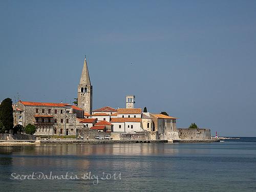 Porec - the historic peninsula