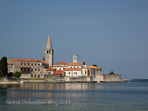 Porec - the historic peninsula