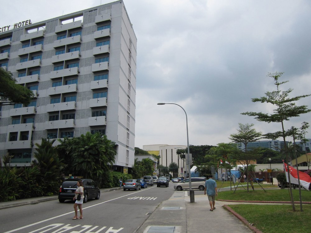Bye Bye To Hollywood Theatre And Lion City Hotel Part 2 (2/6)