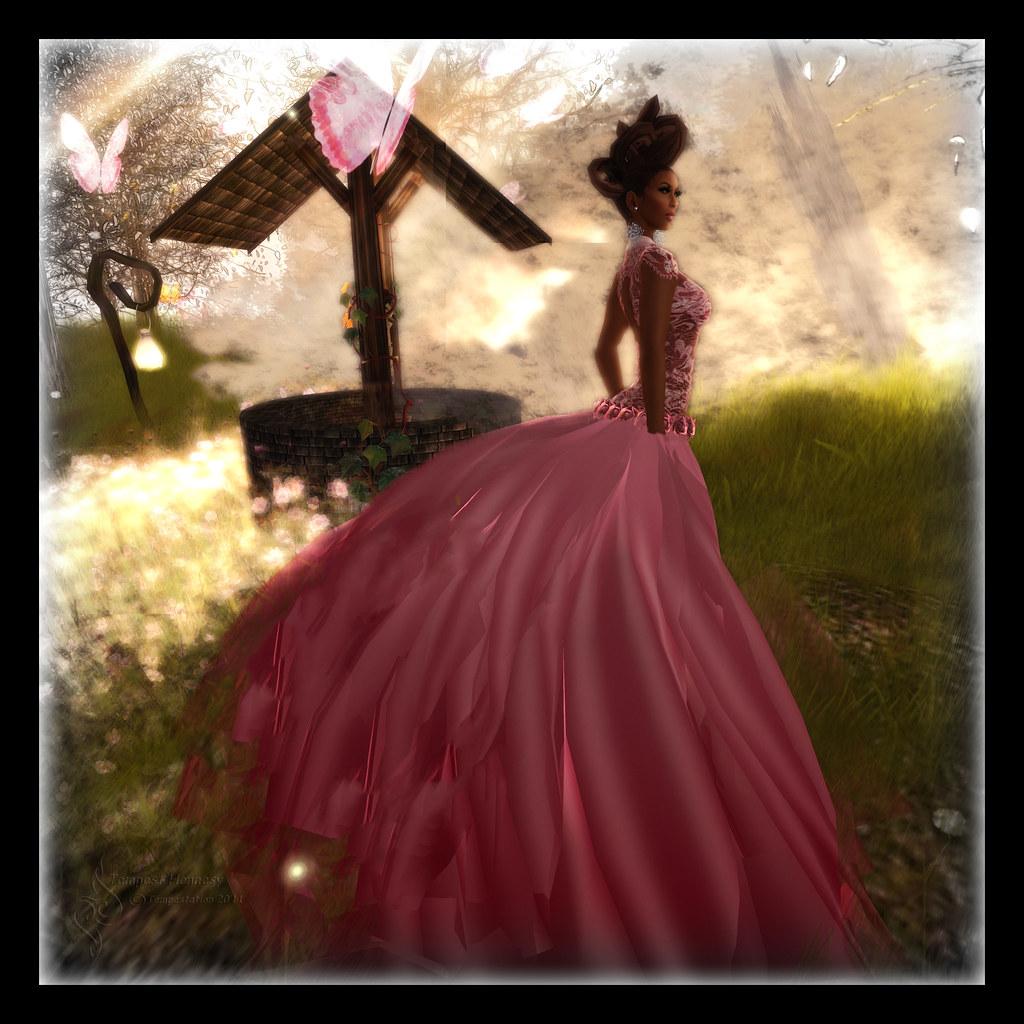 The Garment Rack:  Bliss(ful) Valentine