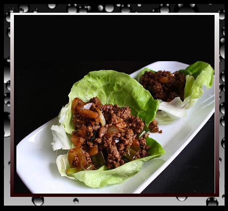 Foodie Friday Lettuce Wrap