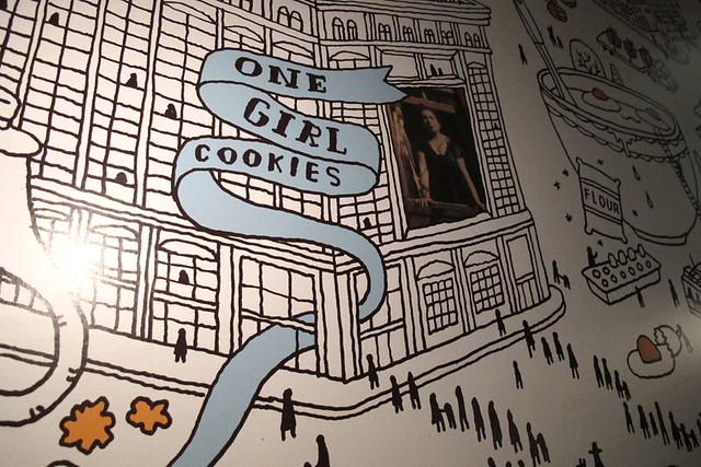 One Girl Cookies Dumbo
