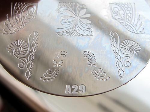 MagnoNails image plate A29