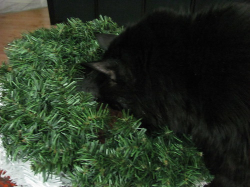 wreath inspector