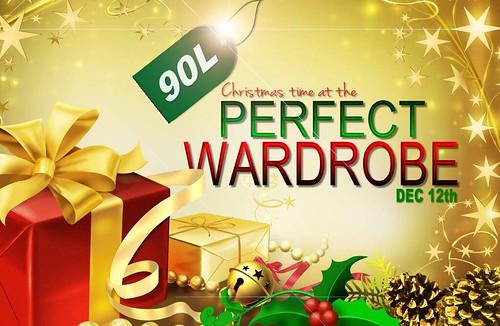 Christmas @ Perfect Wardrobe