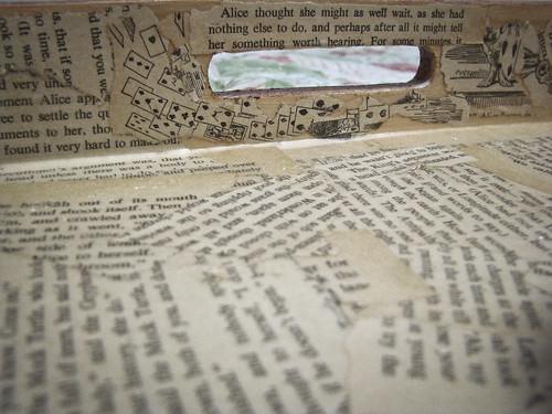 Alice Tray Detail
