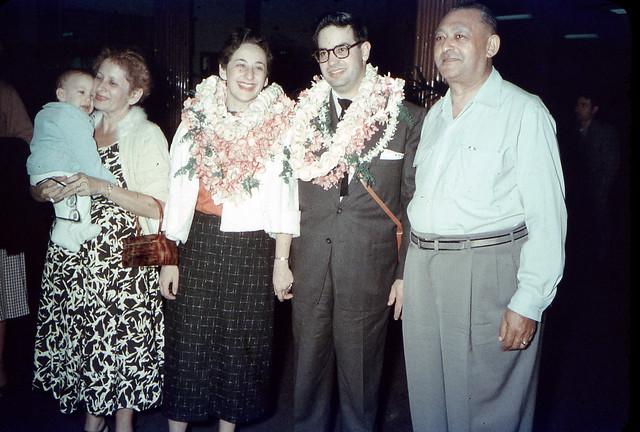 Jeff, Tutu, Mom, Dad, Harry Hawaii