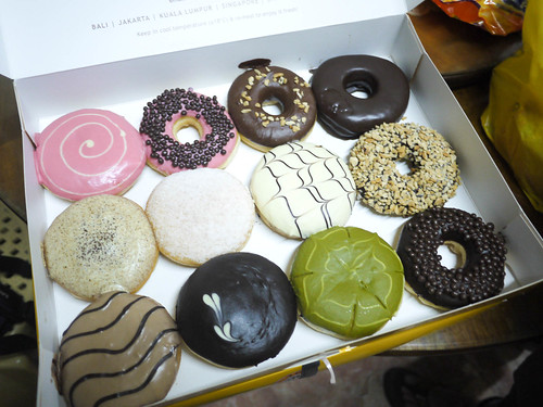 Assorted Donuts from J.Co