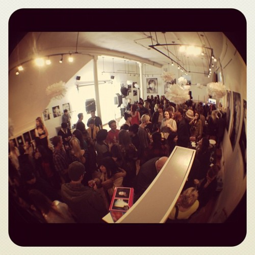 Packed with bloggers! (Photo by @shootrr_tpk)