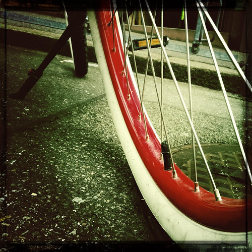 Red Rim by iphoneographythis©