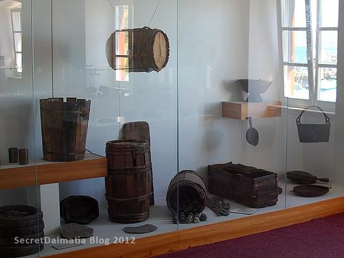 Cargo on display