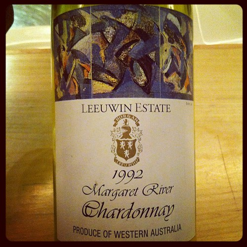 Leeuwin Estate Art Series Chardonnay 1992
