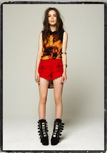 Spring:Summer 2011:12 Collection - Promotional Photo (19)