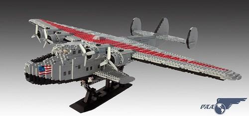 "Boeing 314 ""Yankee Clipper"" NC18603"