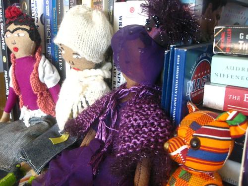 Bookshelf: Dollies