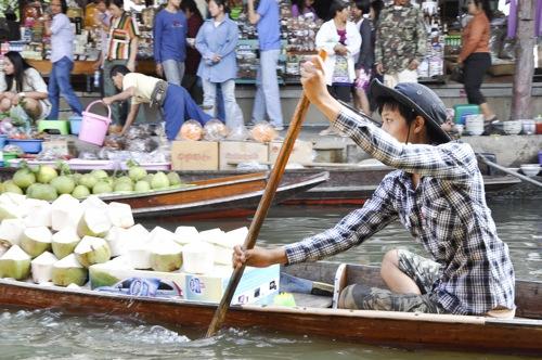 Floating market - Bangkok (49 of 66)