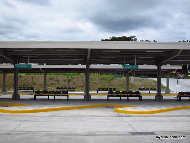 Nuvali Transport Terminal Jan 2012 (2)