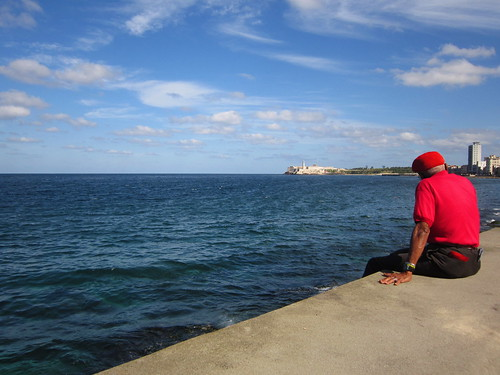 1/1/2012 - Malecón (Havana/Cuba)