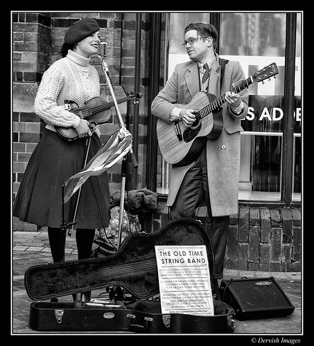 The Old Time String Band