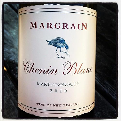 Margrain Vineyard Chenin Blanc 2010