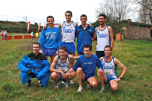 Cross de Perlora 2012