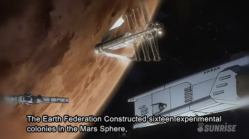 Gundam AGE Episode 15 Those Tears Fall in Space Youtube Gundam PH (34)