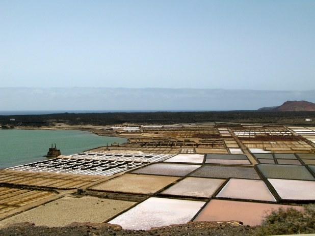 Salinas en Lanzarote