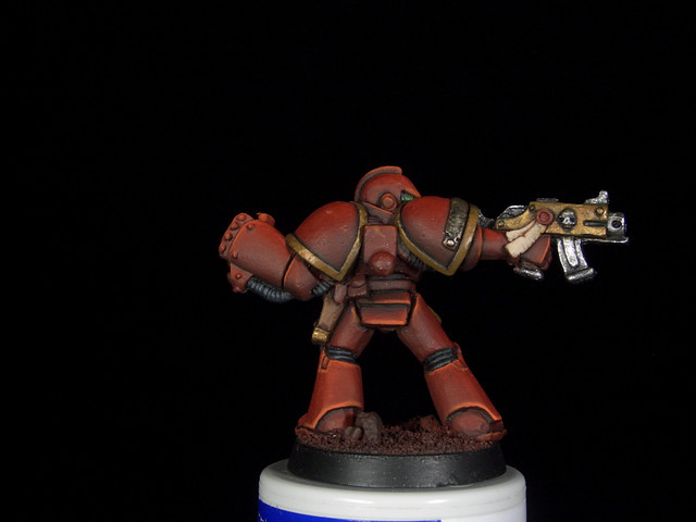Blood Angels Sergeant 005