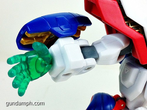 SD Archive Shining Gundam Unboxing Review (31)