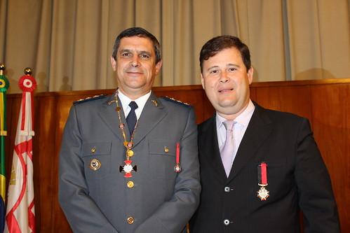 CORONEL PM PEDRO BORGES OLIVEIRA FILHO e o Dr. Jeferson Camillo by Dr Jeferson Camillo