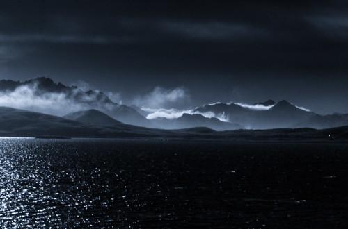 Sunrise in Adak Alaska