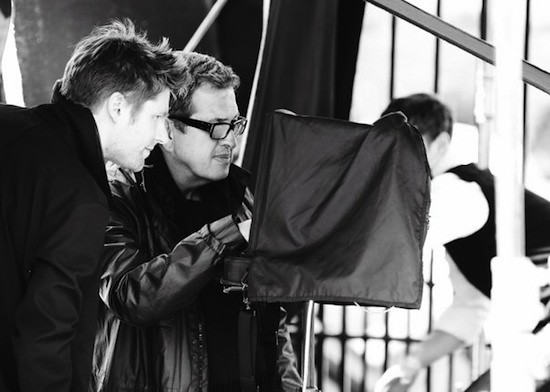 Autumn:Winter 2009 Campaign - Behind The Scenes (18)