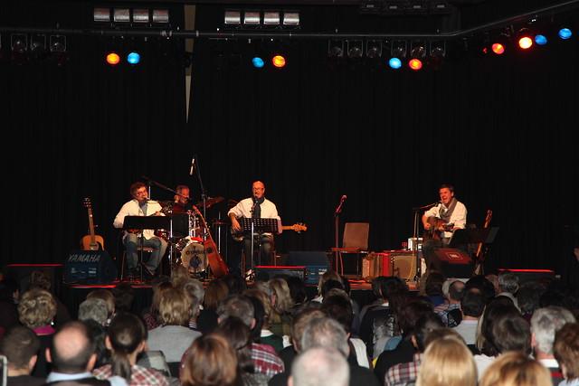 Humus - die Band - das Publikum war begeistert