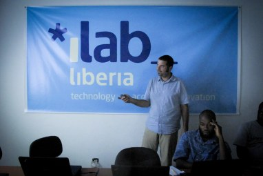 iLab Liberia Wordpress Training