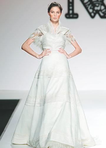 Top 3 Model Novias Princess Wedding Dress