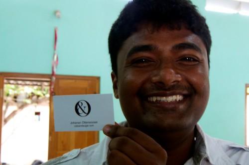 Mr. Kamal - big fan of oatsandsugar.com
