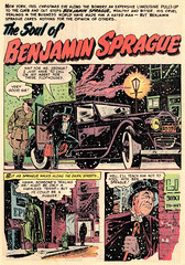 Nightmare 13 - 13 The Soul of Benjamin Sprague - Bob Powell